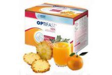 Optifast Mix Bebida Naranja y Piña 7 Sobres