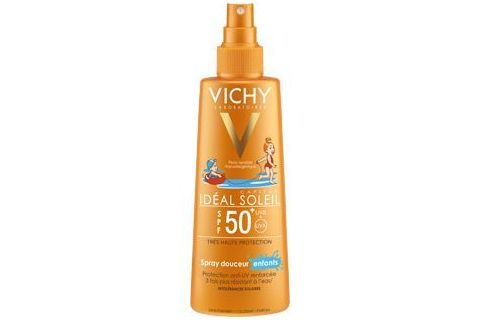 Vichy Idéal Soleil Spray Infantil PSPF-50+ 125ml