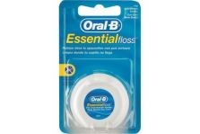 Oral-b Essential Floss Seda Dental con Cera 50m