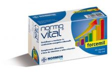 Normovital Forcemil 40 Capsulas