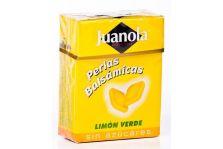 Juanola Perlas Balsámicas Limon Verde 25gr