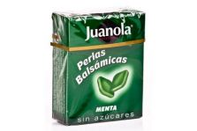 Juanola Perlas Menta Fresca 25gr