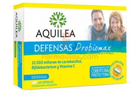 Aquilea Defensas Probiomax 10 caps