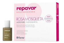 Repavar Regeneradora Aceite Puro de Rosa Mosqueta 15 ml