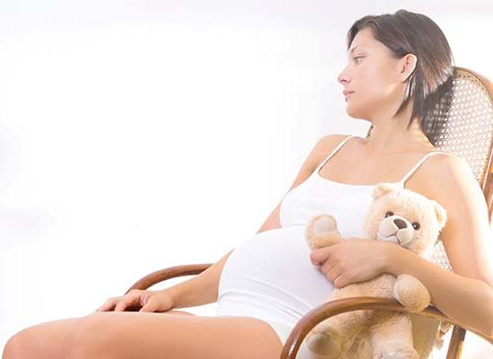 El humor, y sus cambios, durante el embarazo