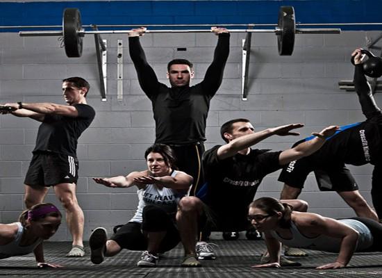 El crossfit revoluciona el concepto del gimnasio