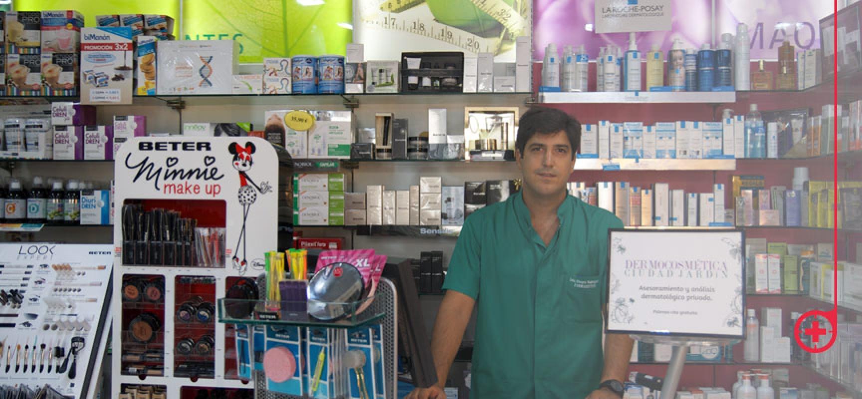 Farmacia Ciudad Jardín, en Almería