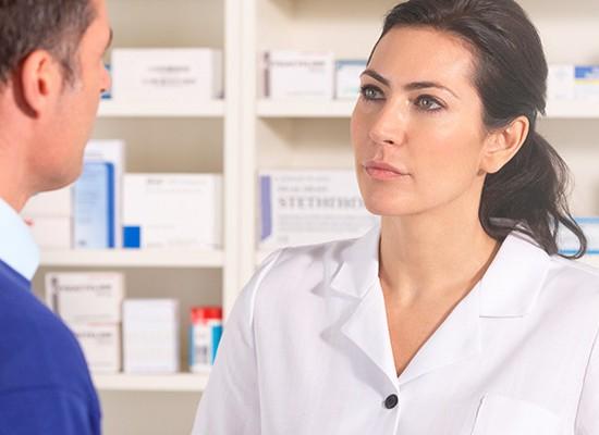 """El farmacéutico como """"aliado"""""""