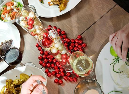 Cómo afrontar la última cena del año