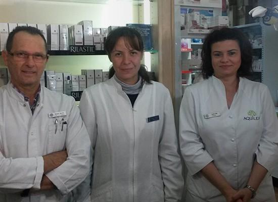 La farmacia por vocación