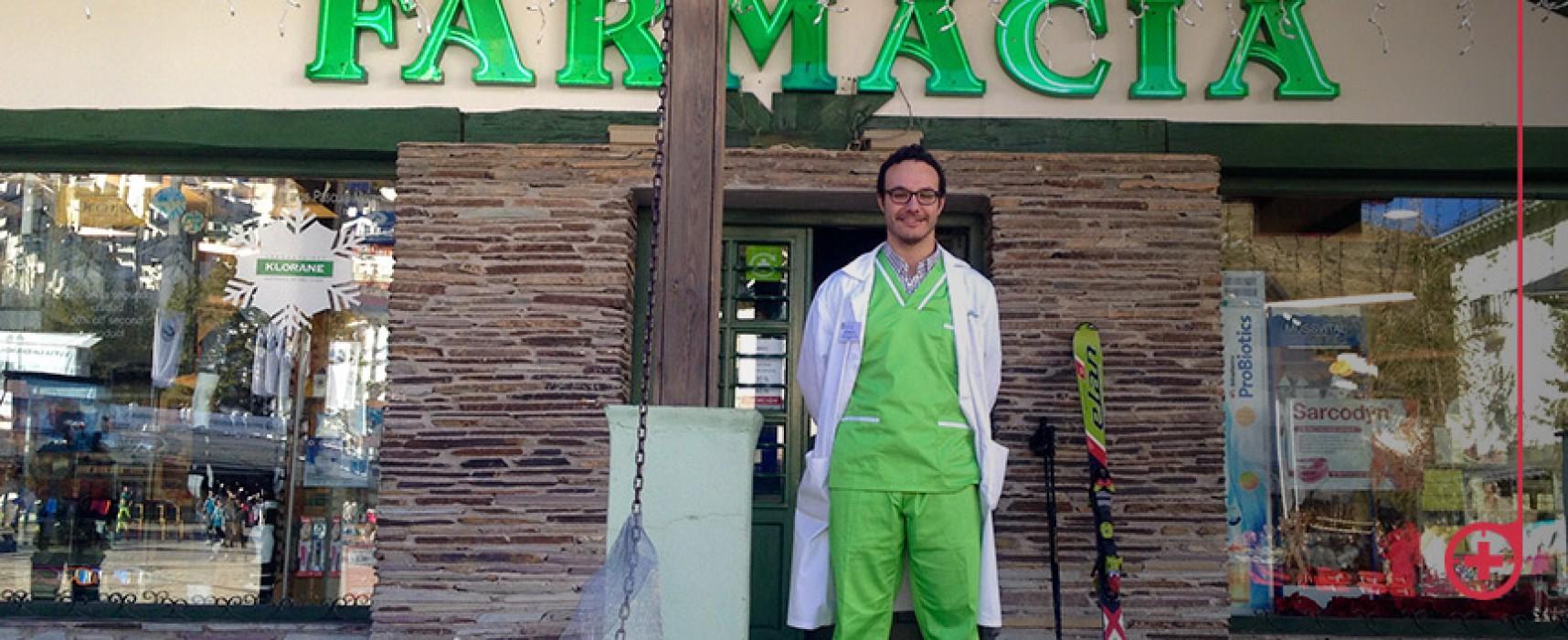 Una farmacia de altura