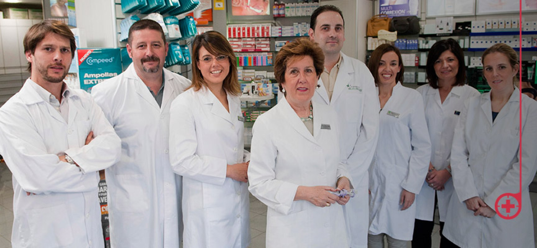 La farmacia busca la innovación