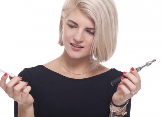 ¿Qué hay detrás de los cigarrillos electrónicos?