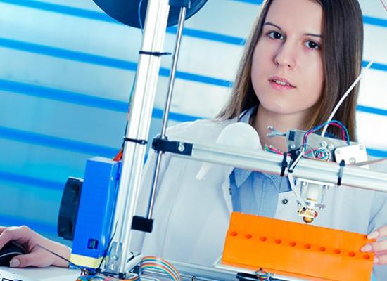 Medicinas creadas con impresoras 3D