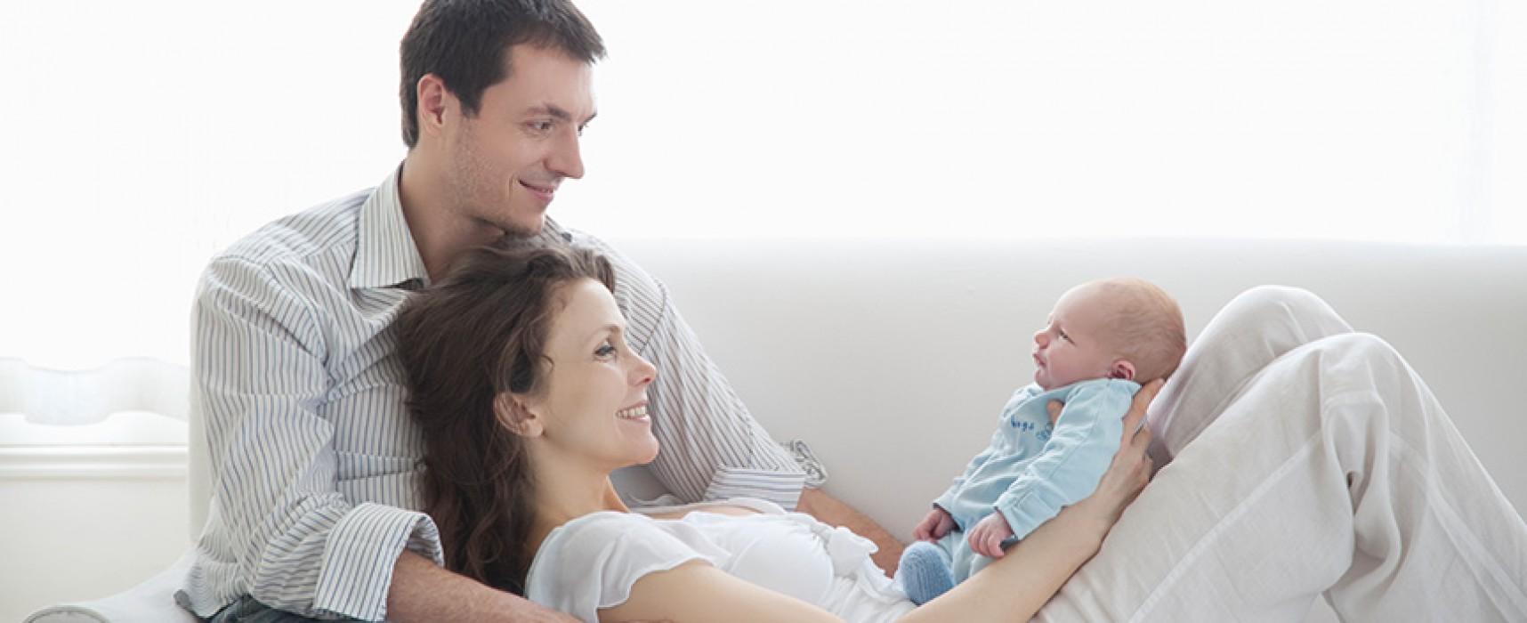5 consejos para el primer mes de un recién nacido