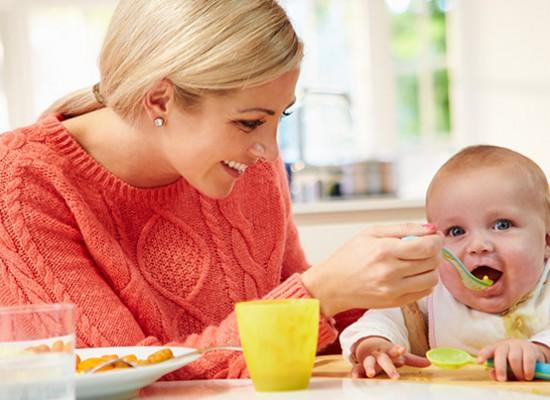 La alimentación en el primer año de vida (Parte 2)