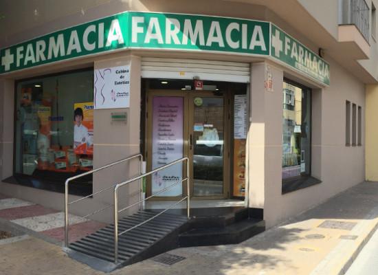 Farmacia 200 viviendas, de Roquetas de Mar a Internet