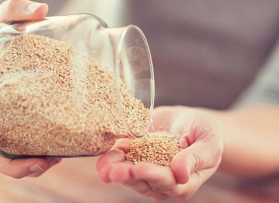 La quinoa, una semilla saludable para controlar la línea