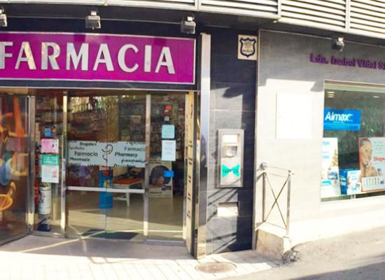 Farmacia Isabel Vidal de Iznalloz, una botica cercana