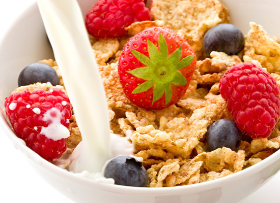Alimentos ricos en fibra
