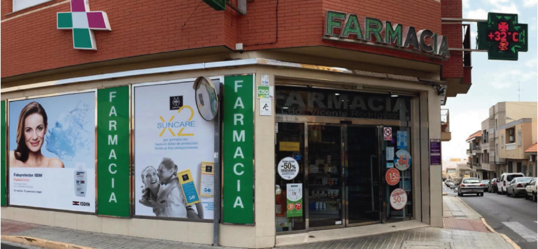 Farmacia Loma de la Mezquita: una botica de referencia