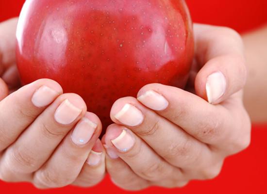 Uñas más sanas con una alimentación cuidada