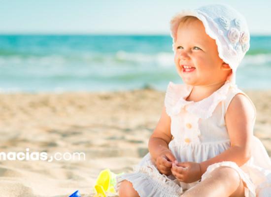 Cómo proteger la piel del bebé en verano