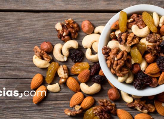 Frutos secos y sus beneficios para la salud