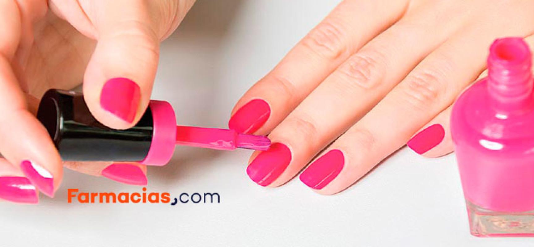 Pintarse las uñas… ¿perjudica la salud?