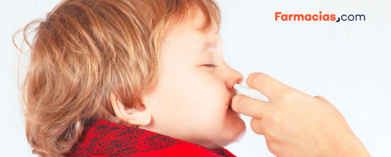 Llega la vacuna intranasal infantil contra la gripe