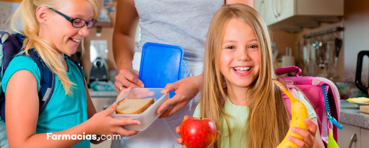 Desayuno sano para el colegio: 5 recomendaciones