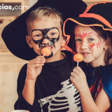Azúcar: el disfraz más terrorífico de Halloween