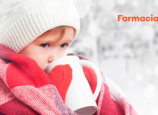 5 claves para evitar resfriados en niños y bebés