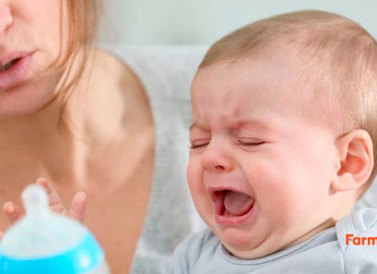 Cólico del lactante: ¿Qué soluciones hay?