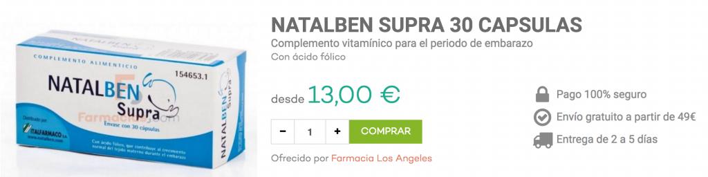 natalben supra farmacias.com