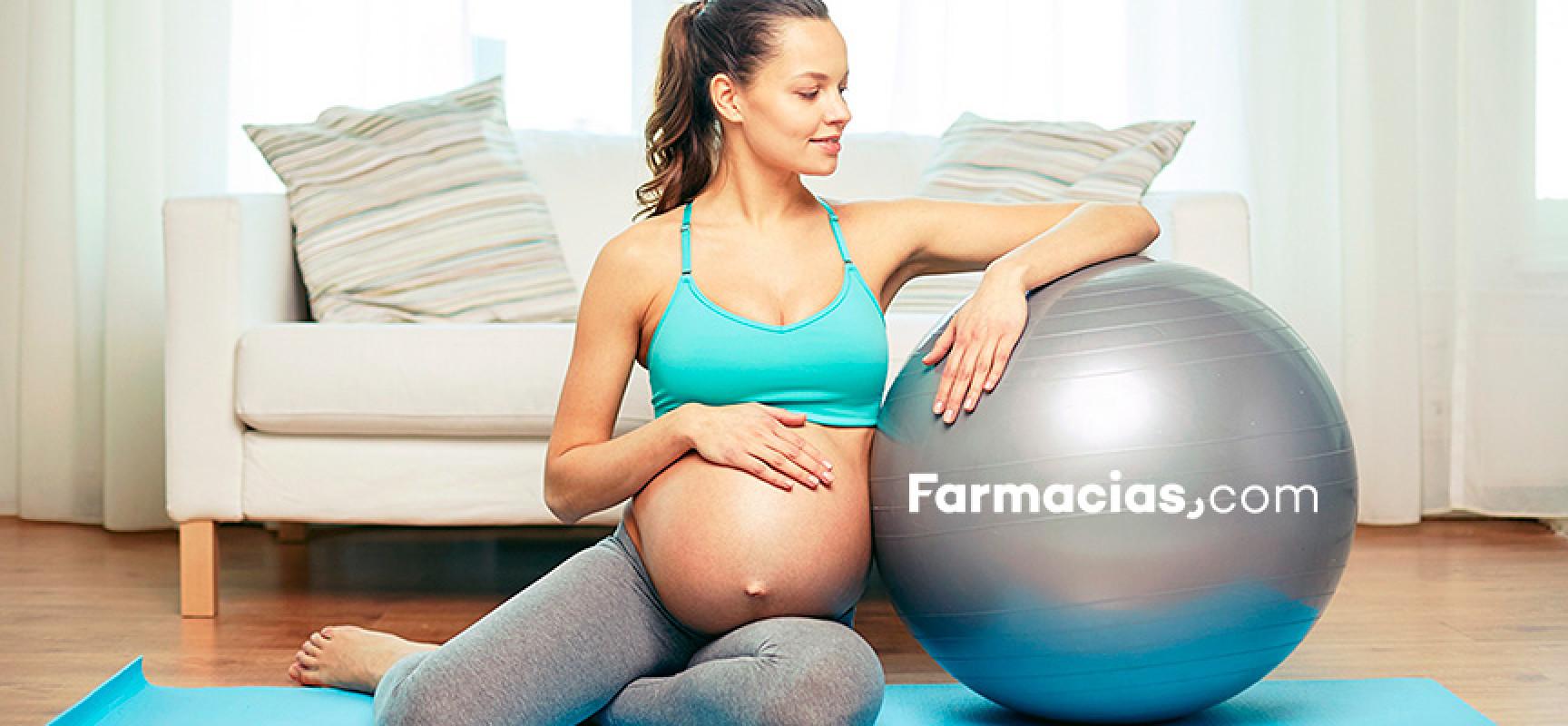 Cuida tu suelo pélvico en el embarazo