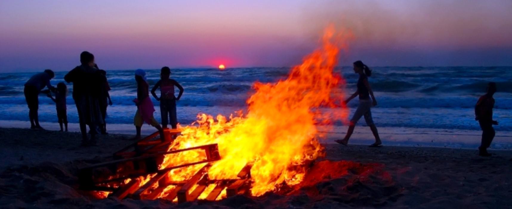 Fuego y Drogas en la Noche de San Juan