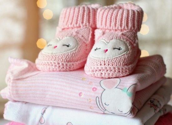 ¿Cómo lavar la ropa de bebé?