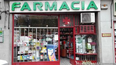 Farmacias de Guardia y Farmacias en el 28036, Madrid