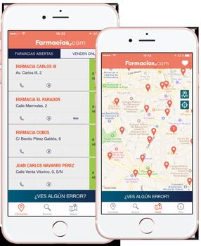 Cazafarma App Buscador Farmacias