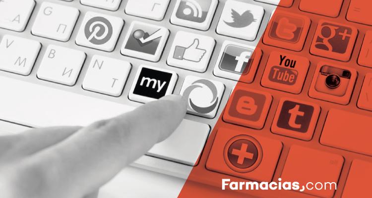 redes sociales y farmacia Farmacias.com