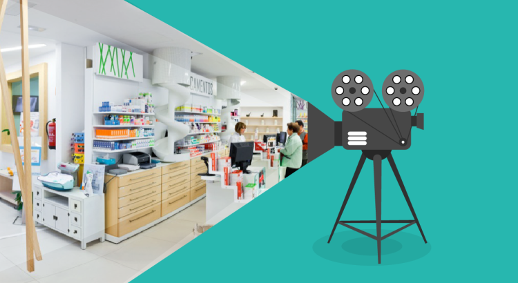 video marketing farmacia Farmacias.com