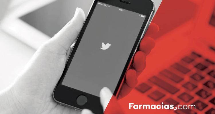 Twitter y Farmacia Farmacias.com
