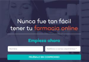 Contacto Farmacias.com