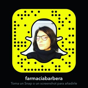 Snapchat_Farmacia_la_barbera_Farmacias.com