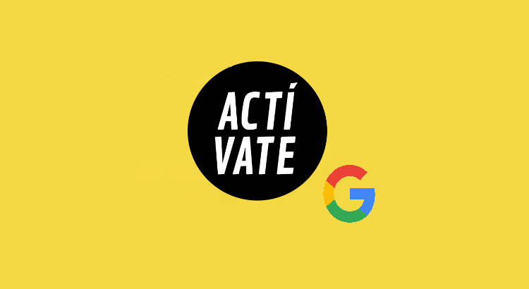 Google Actívate farmacias.com